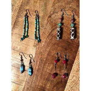 Jewelry - Dangly Earring Set